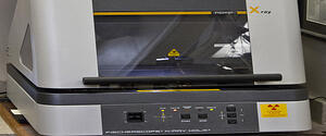 Fischer Xray Machine Metal Plating